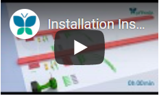 Installation Instructions - Double Track